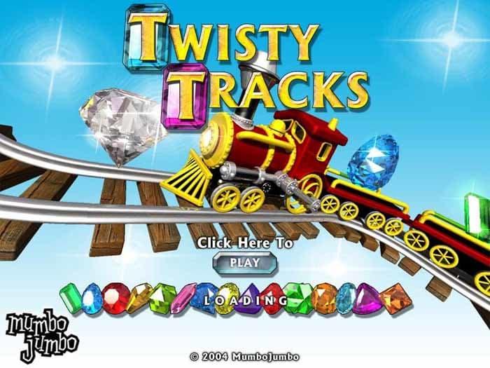 Twisty Tracks