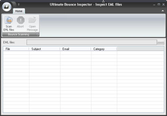 Ultimate Bounce Inspector Component