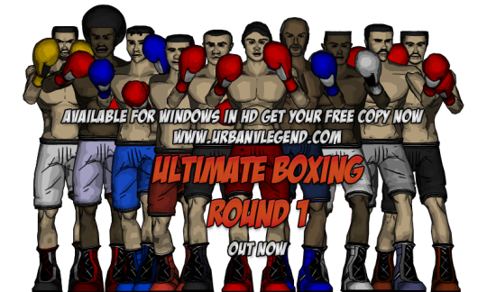 Ultimate Boxing Round 1