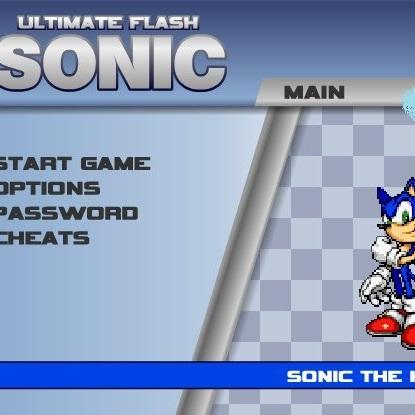 Ultimate Sonic