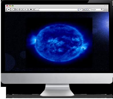 Ultimate Space Screensaver