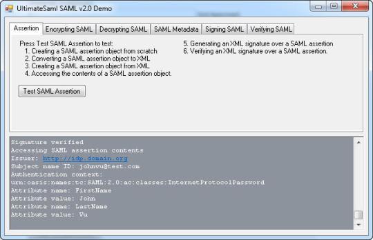 Ultimate SSO SAML for .NET