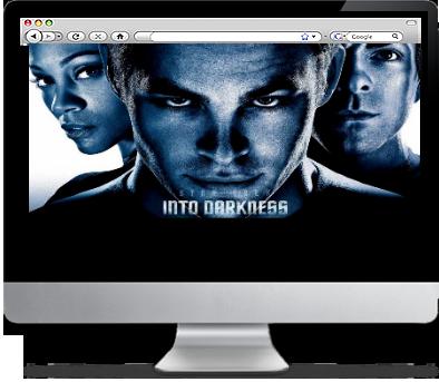 Ultimate Star Trek Screensaver