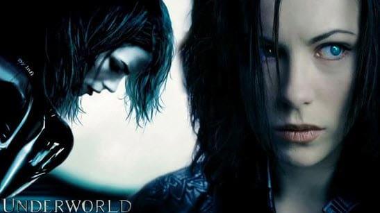 Underworld: Awakening Windows 7 Theme