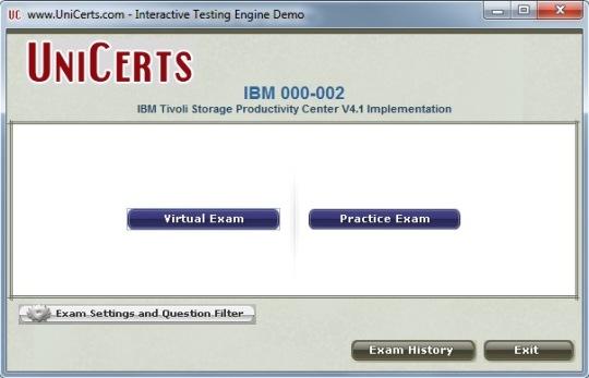 UniCerts Cisco 650-752 Interactive Testing Engine