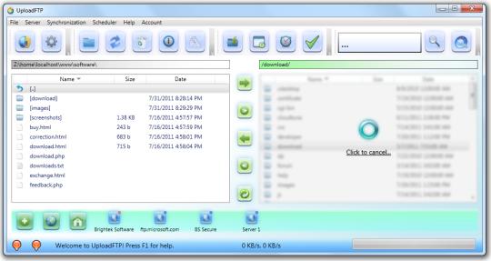 UploadFTP