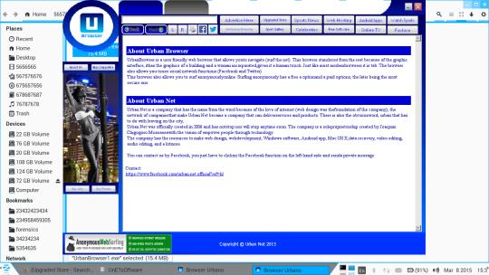 Urban Browser