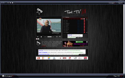 US TV 3