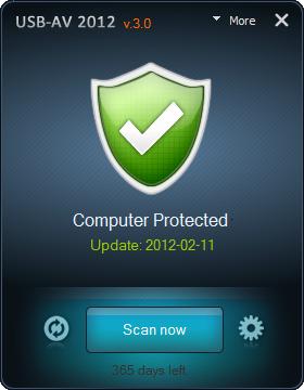 USB-AV Antivirus