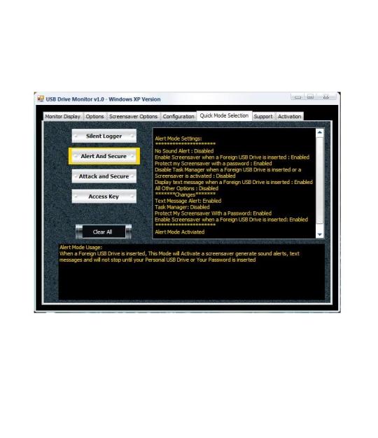 USB Drive Monitor