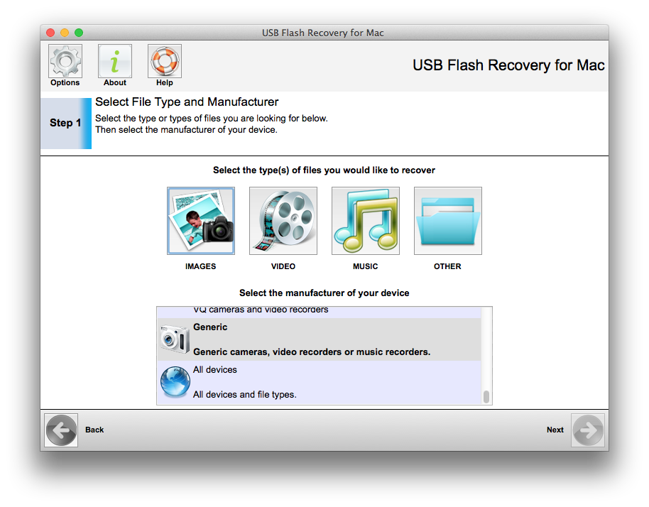 USB Flash Recovery