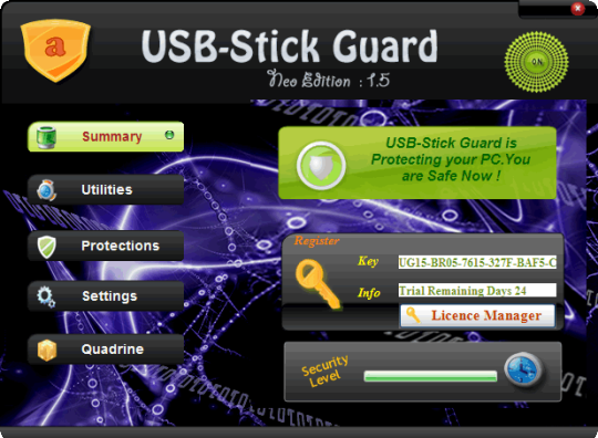 USB Stick Guard