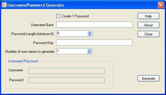UserPass