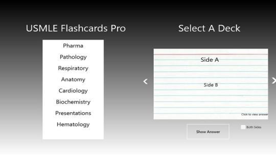 USMLE Flashcards Pro