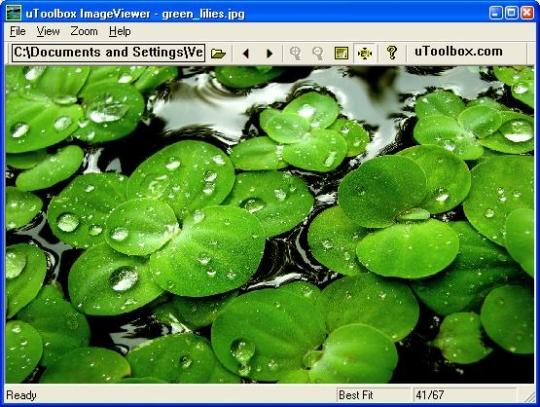 uToolbox ImageViewer