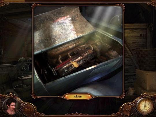 Vampire Saga - Pandoras Box