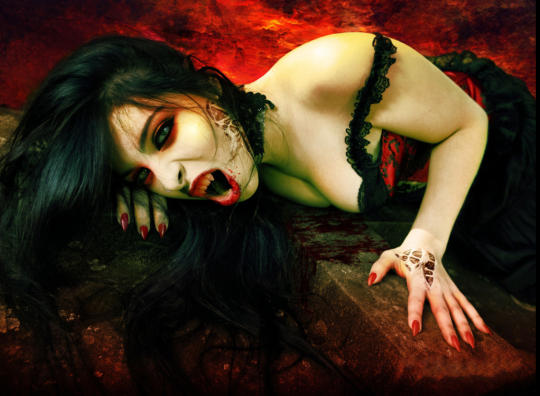 Vampire Screensaver