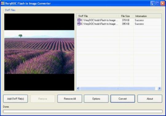 VeryDOC Flash to Image Converter