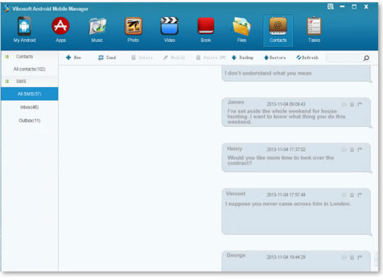 Vibosoft Android Mobile Manager