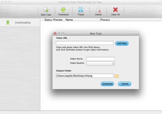 Vibosoft Video Downloader