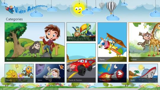 Video Adventure for Windows 8