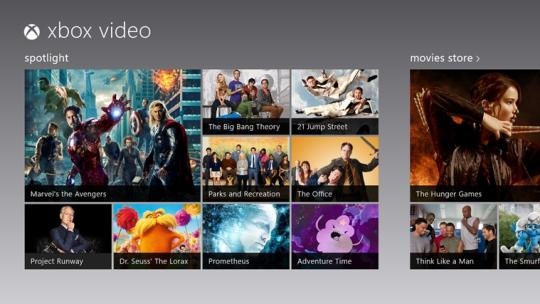 Video for Windows 8