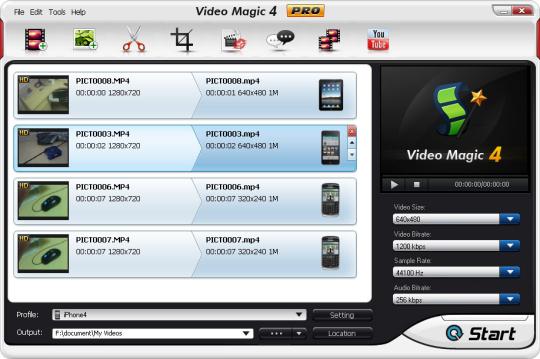 Video Magic Pro