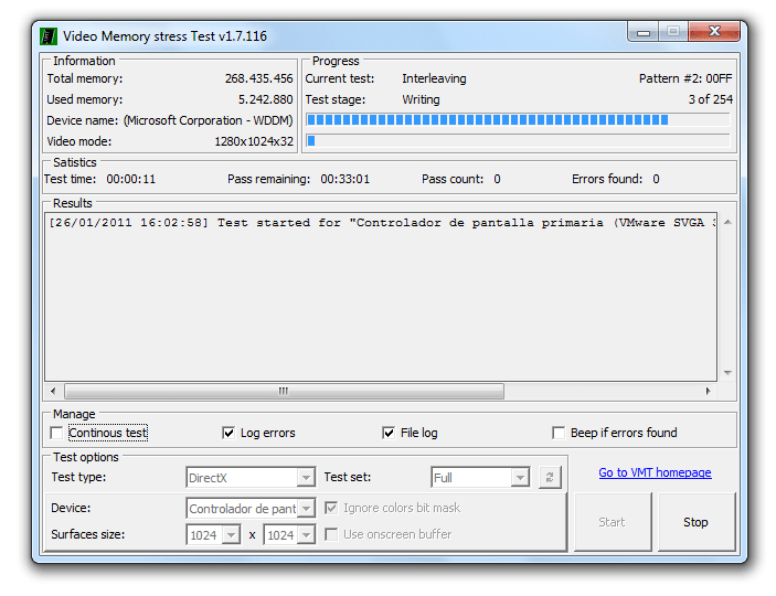 Quickmemorytestok 2. 01 the fast ram test for windows 10, 8. 1,