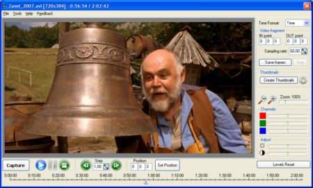 Video Snapshot and Thumbnail Maker