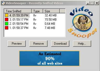 Video Snooper