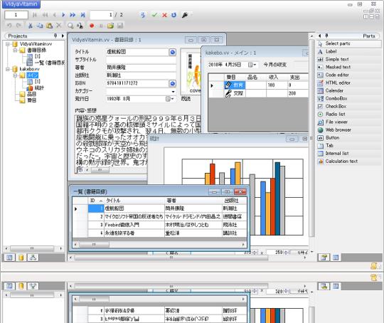VidyaVitamin Database Pro (32-bit)