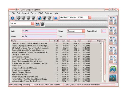 Vip CD Ripper