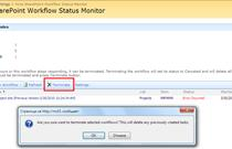 Virto Workflow Status Monitor