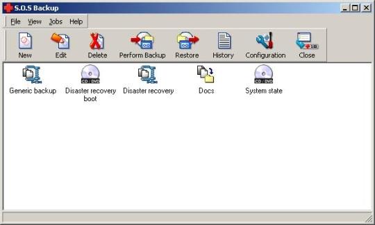 Virtos S.O.S Backup Desktop