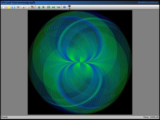 Virtual Harmonograph