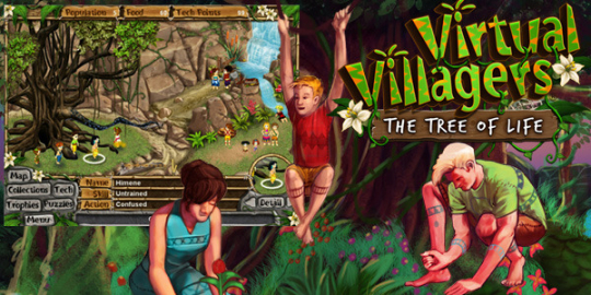 Virtual Villagers 4: The Tree of Life Official Developer's Edition