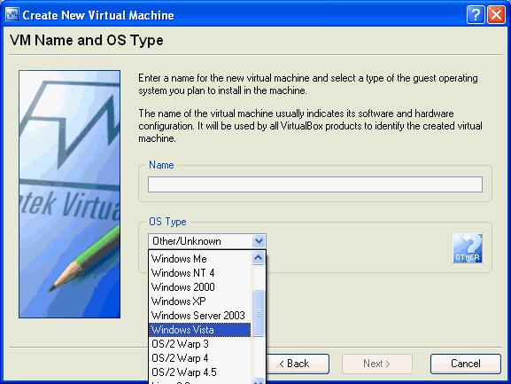 VirtualBox Portable