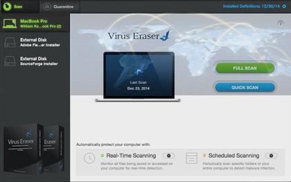 Virus Eraser Antivirus