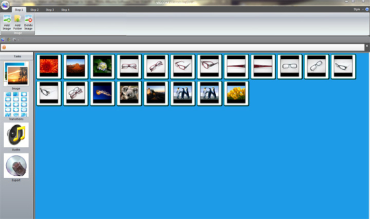 Viscom Slideshow Creator