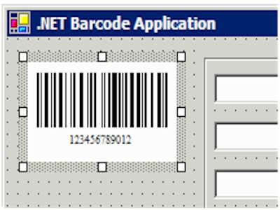 Visual Basic Barcode Integration