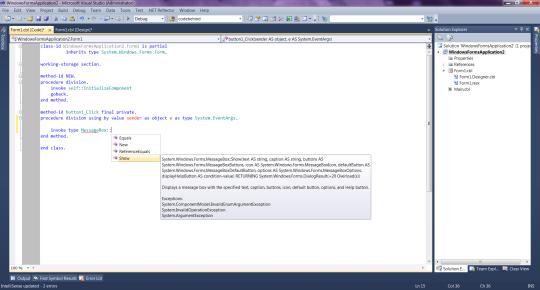 Visual COBOL Personal Edition
