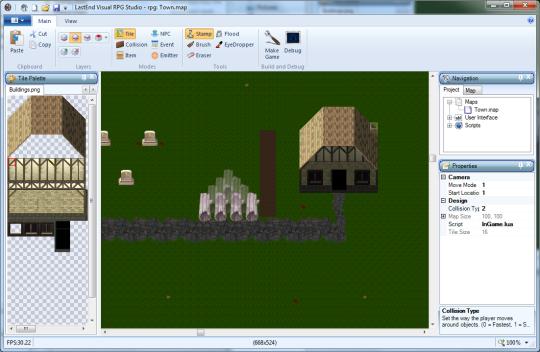 Visual RPG Studio