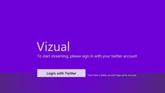 Vizual for Windows 8