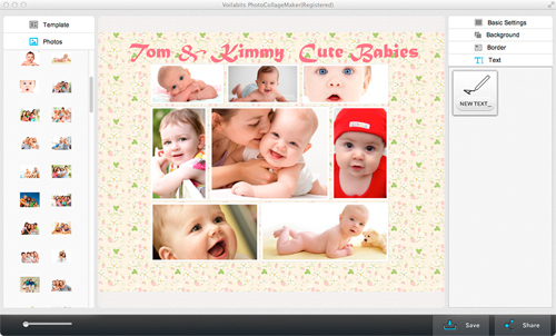 Voilabits PhotoCollageMaker