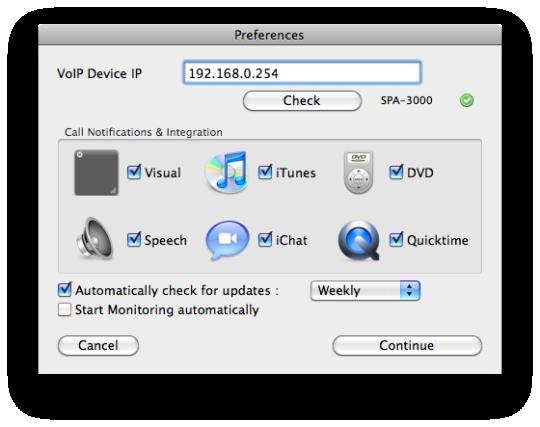 VoIP Tracker