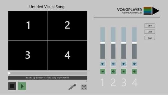 Vongplayer for Windows 8