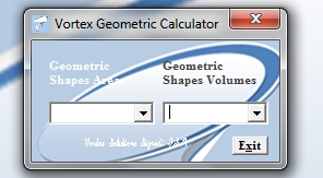 Vortex Geometric Calculator