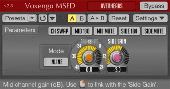 Voxengo MSED (64 bit)