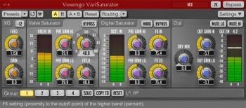 Voxengo VariSaturator (32 bit)