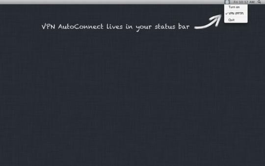 VPN AutoConnect
